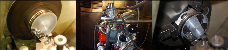 Exon Race Engines Services